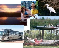 Lake Toho RV Resort - St Cloud, FL - RV Parks