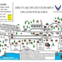 Eielson Recreation Site - Valdez, AK - RV Parks