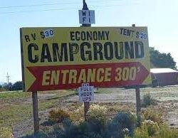 Alamosa Economy Campground - Alamosa, CO - RV Parks