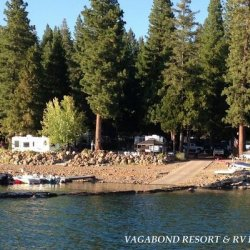 Vagabond Lake Front RV Resort & Marina - Westwood, CA - RV Parks