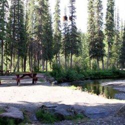 Tolsona Wilderness Campground - Glennallen, AK - RV Parks