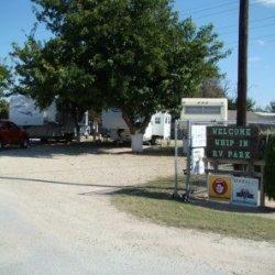 Whip-In Rv Park - Big Spring, TX - RV Parks