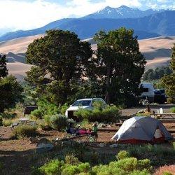 Pinyon Flats Campground - Mosca, CO - RV Parks
