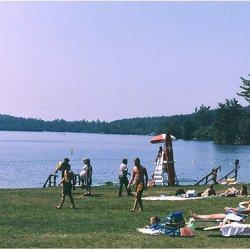 Lake St George State Park - Liberty, ME - Maine State Parks