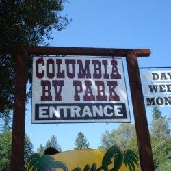 Columbia RV Park - Sonora, CA - RV Parks