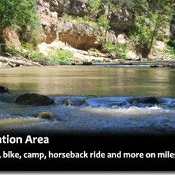 Otter Creek Campground Recreation Area - Brandenburg , KY - National Parks