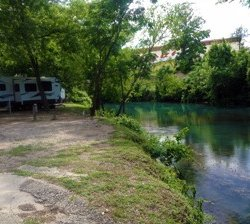 Landa Rv Park & Campgrounds - New Braunfels, TX - RV Parks