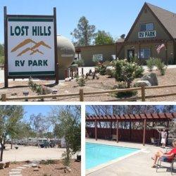 Lost Hills - Lost Hills, CA - RV Parks