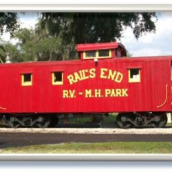 Rail's End Mobile Home Park - Wildwood, FL - RV Parks