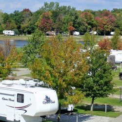 Fort Trodd Campground  - Clyde, MI - RV Parks