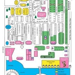 Evergreen Campsites & Resort - Wild Rose, WI - RV Parks