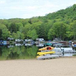 Pine Lake Park & Campground - Caroga, NY - RV Parks