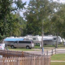 New Orleans East Kampground - Slidell, LA - RV Parks