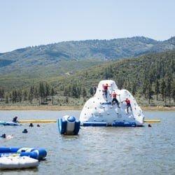 Lake Hemet Campgrounds - Mountain Center, CA - RV Parks