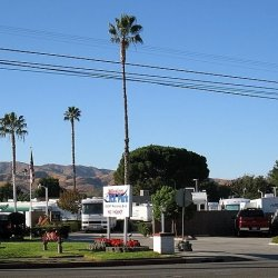 Mission RV Park - El Paso, TX - RV Parks