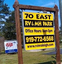70 East RV Park and Mobile Acres