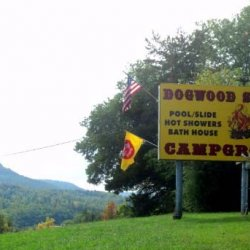 Dogwood Springs RV Park - Jasper, AR - RV Parks