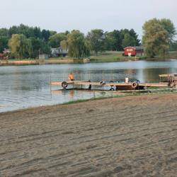 East Lake Camping - Hopkins, MI - RV Parks
