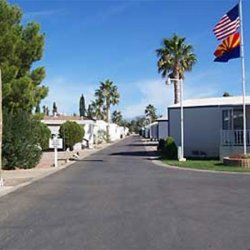 Valley Of The Sun RV & MH Park - Marana, AZ - RV Parks