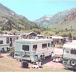 Creekside Rv Park - Bishop, CA - RV Parks