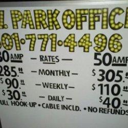 Crystal Hill Rv Park - N Little Rock, AR - RV Parks