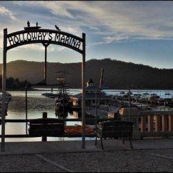 Holloways Marina & RV Park - Big Bear Lake, CA - RV Parks