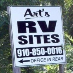 Art's Rv Sites - Fayetteville, NC - RV Parks