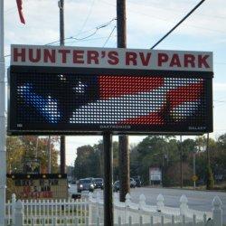 Hunter RV Park - Highlands, TX - RV Parks