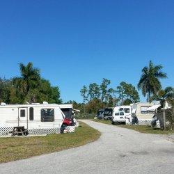 Labontes Garden RV Park - North Fort Myers, FL - RV Parks