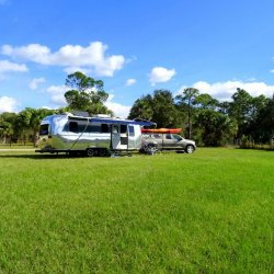 DuPuis Reserve Campground - Indiantown, FL - Free Camping