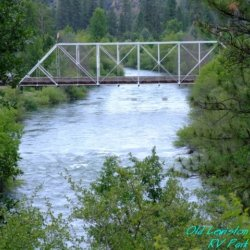 Old Lewiston Bridge Rv Resort - Lewiston, CA - RV Parks