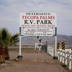 Petersens Tecopa Palms RV Park - Tecopa, CA - RV Parks