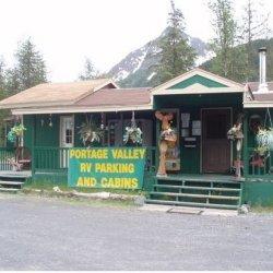 Portage Valley Cabins & RV Park - Girdwood, AK - RV Parks