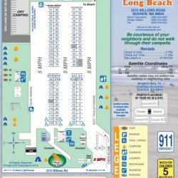 Long Beach RV & Camping Resort -ELS - Seaview, WA - Thousand Trails Resorts