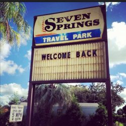Seven Springs Travel Park - New Port Richey, FL - RV Parks