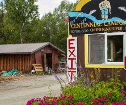 Centennial Park - Soldotna, AK - RV Parks