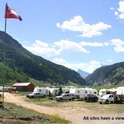 Red Mountain Motel, RV Park & Cabins - Silverton, CO - RV Parks