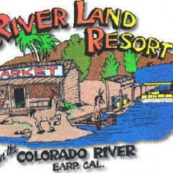 Riverland Resort - Earp, CA - RV Parks