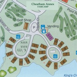Kings Creek RV Campground U.S. Military - Williamsburg, VA - RV Parks