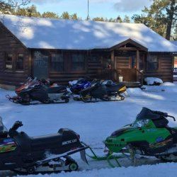 Jack Pine Lodge - Manistique, MI - RV Parks