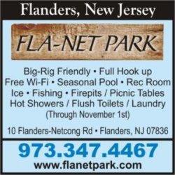 Fla-Net Park Campground - Flanders, NJ - RV Parks