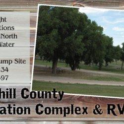 Hemphill County Recreation Complex & RV Park - Canadian, TX - County / City Parks