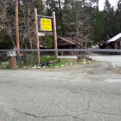 Rustic Trailer Park - Dunsmuir, CA - RV Parks