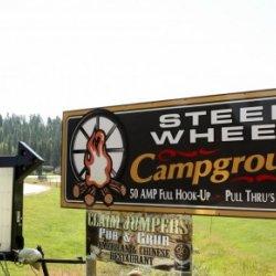Steel Wheel Campground - Deadwood, SD - RV Parks
