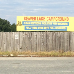 Beaver Lake Campground - Quincy, FL - RV Parks