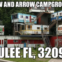 Bow & Arrow Camp Ground - Yulee, FL - RV Parks