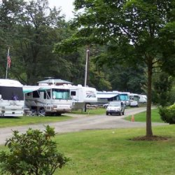 Fort Bragg Leisure Time RV Park - Fort Bragg, CA - RV Parks