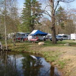 Brialee Family Camping & Cabins - Ashford, CT - RV Parks