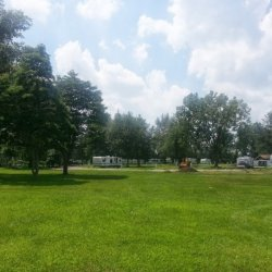 Covered Wagon Camp Resort - Ottawa Lake, MI - RV Parks