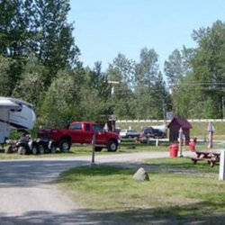 Montana Creek Campground - Talkeetna, AK - RV Parks